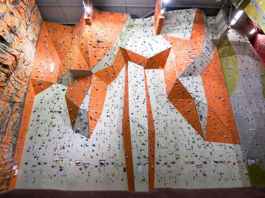 klatreverket climbing gym oslo norway