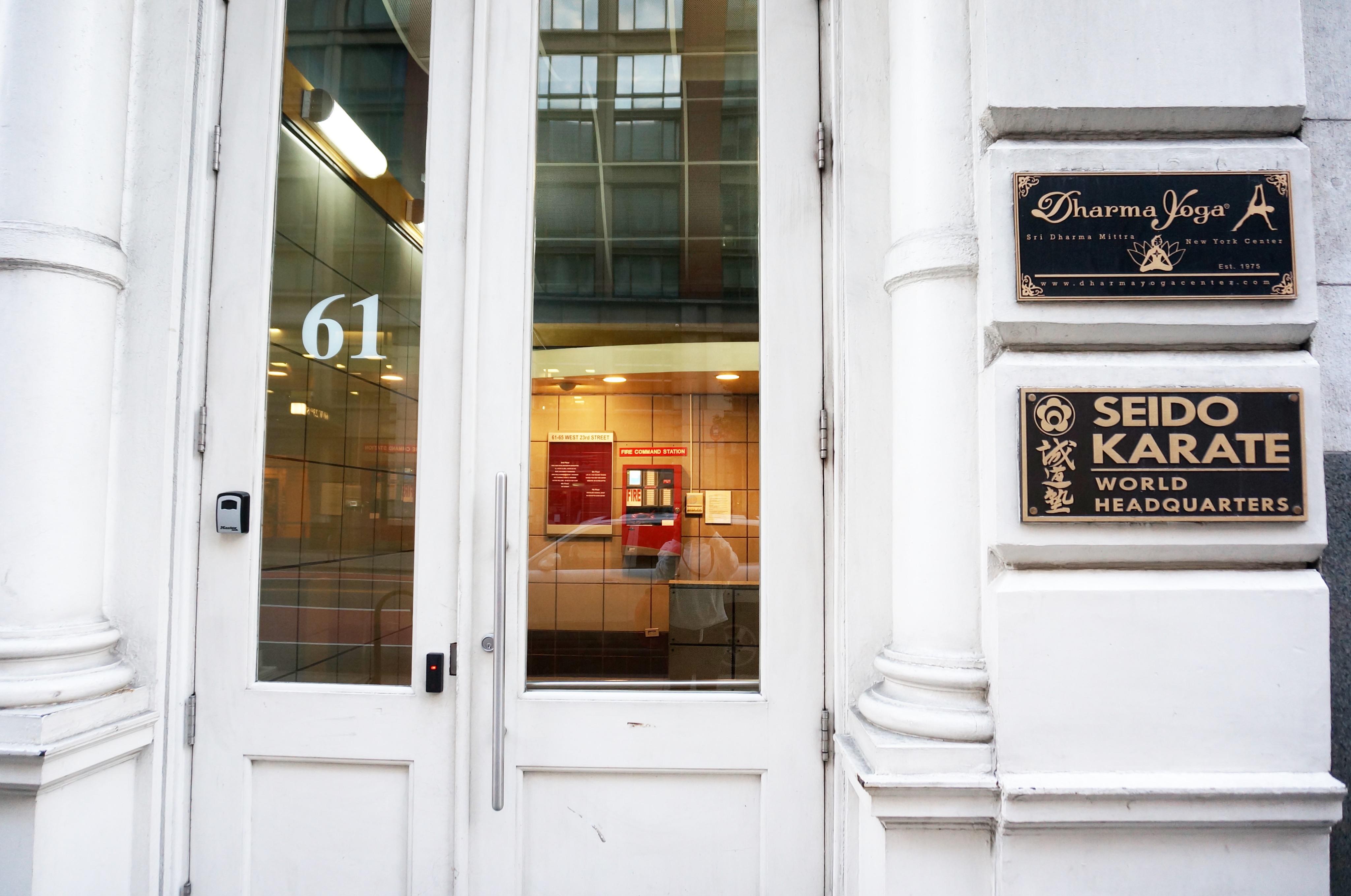 Dharma Yoga Center, New York