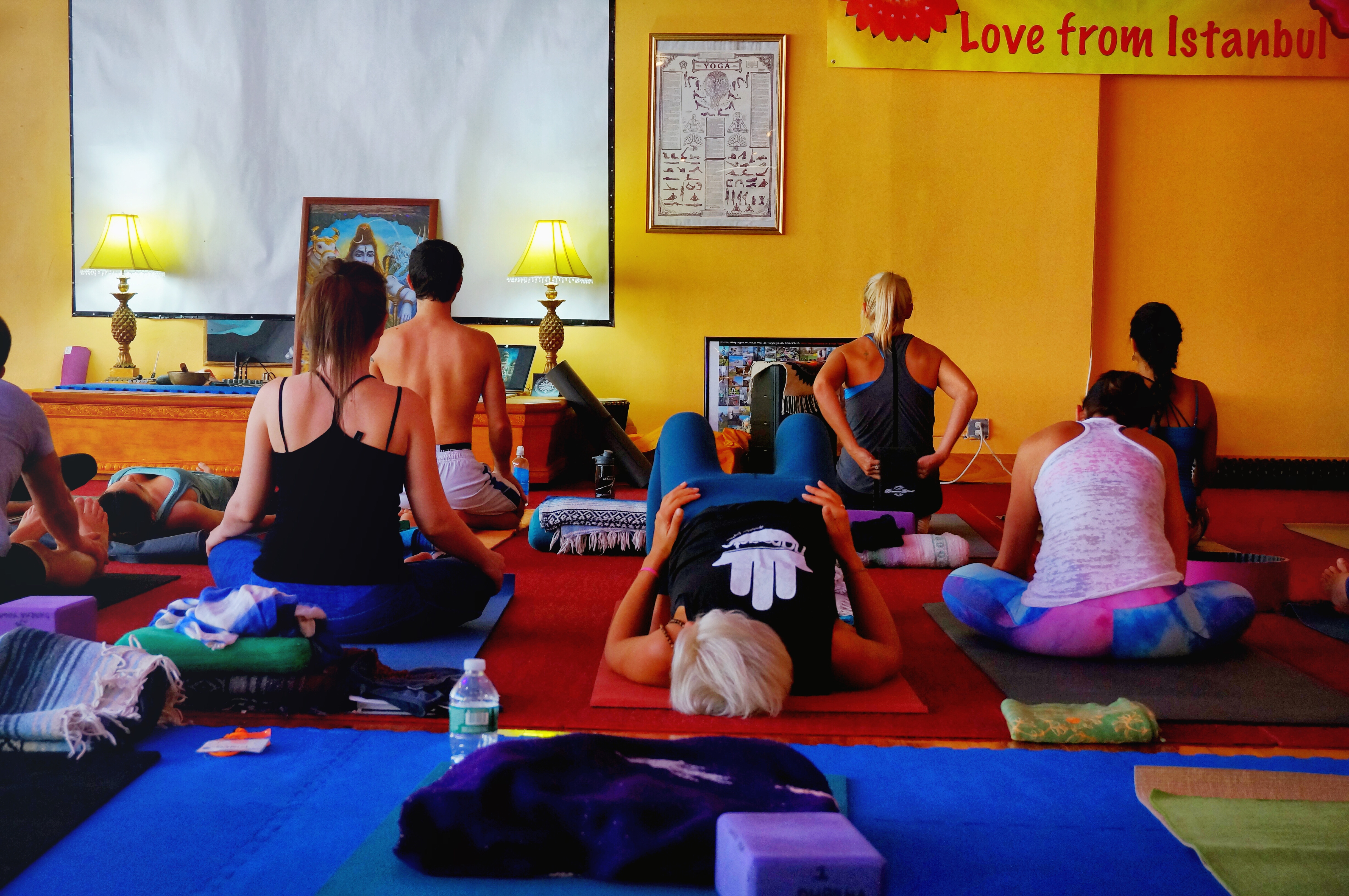 Life Of A Yogi 500hr Teacher Training Day 2 The Dharma Approach