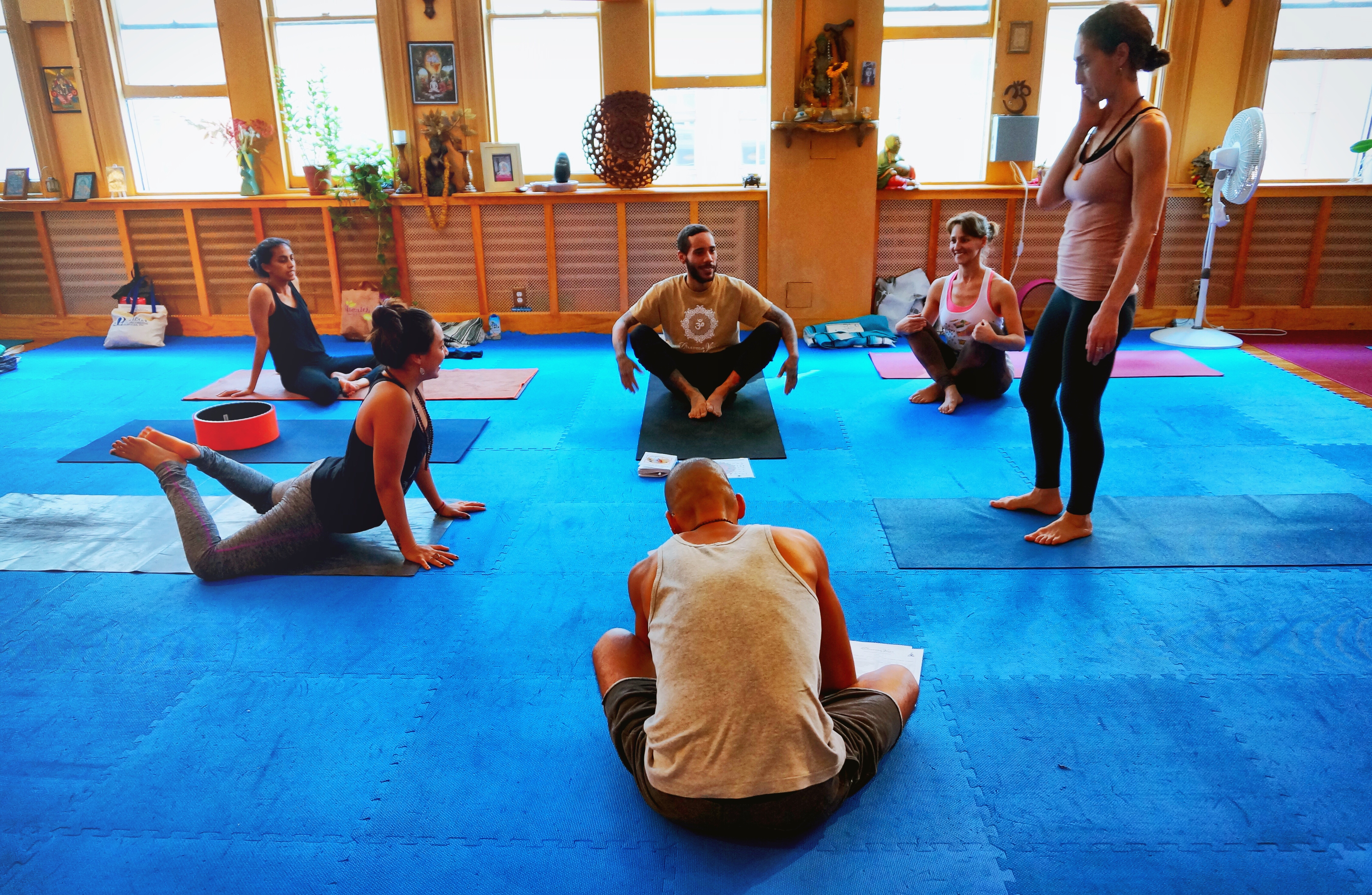 Life Of A Yogi 500hr Teacher Training Day 4 The Dharma Approach