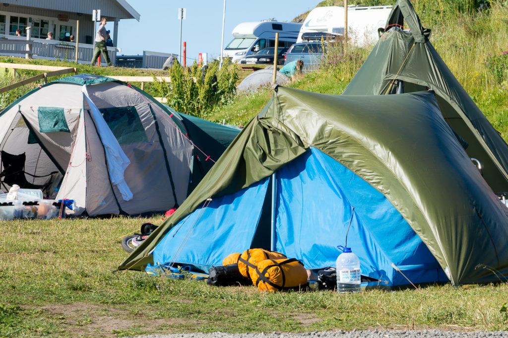 moskenes camping lofoten