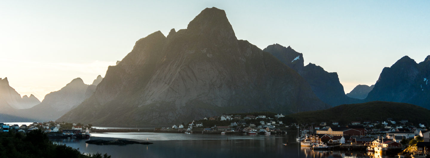 lofoten norway reine