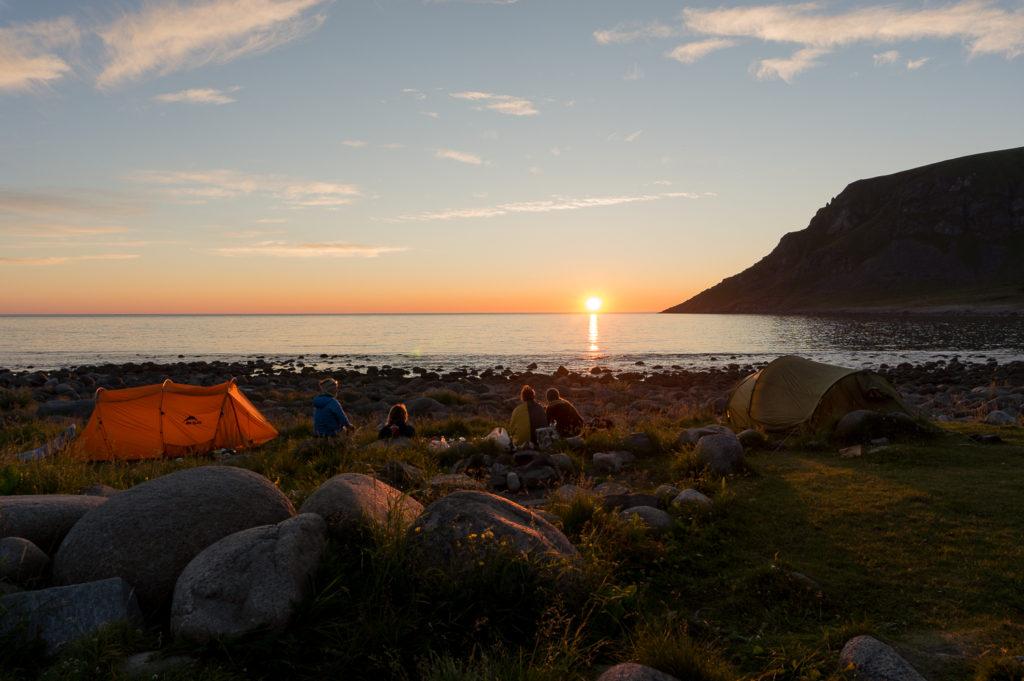 arctic surf camp lofoten
