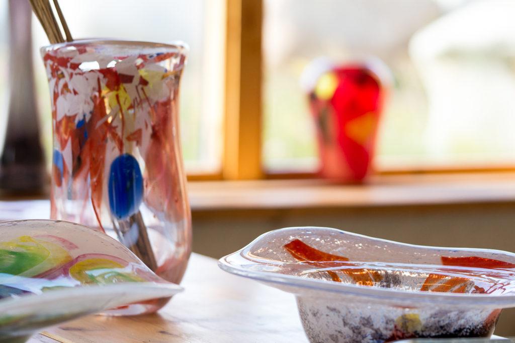glasshytta vikten lofoten norway